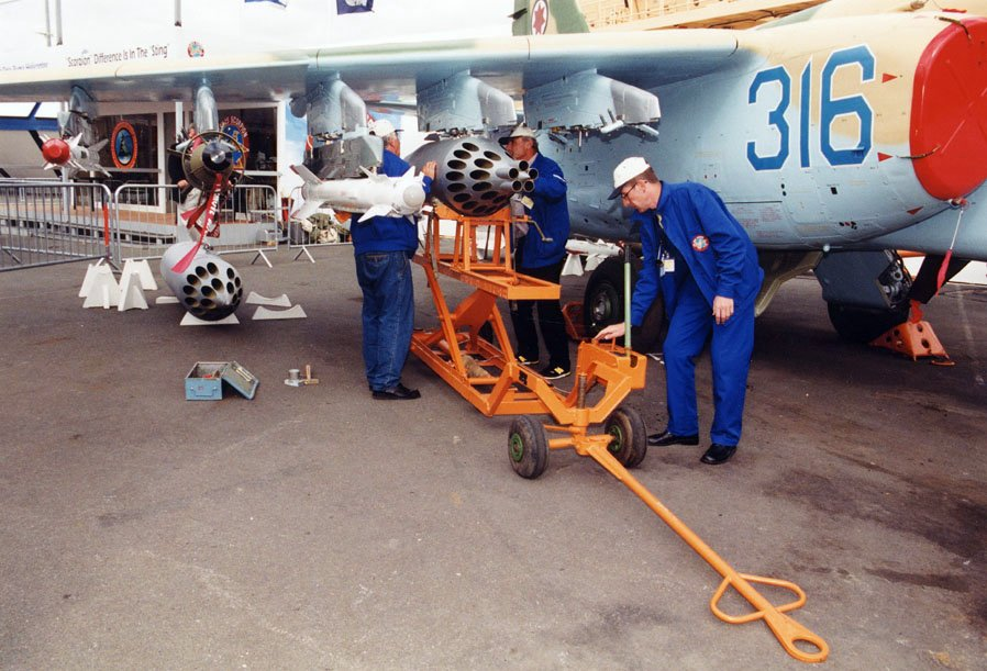 Su-25, El Tanque Volador Ruso [UltraMegapost]