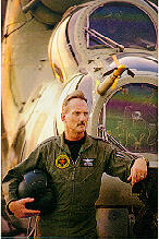 пилот американских ВВС Джеф Стейтон