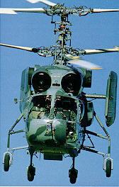 транспортный вертолет Камов Ka-32T Helix