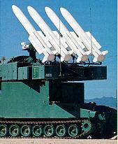 самоходная зенитно-ракетная установка ХМ11S