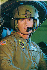 Пилот OPFOR Steve Davidson