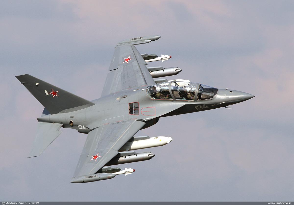 www.Airforce.ru - Як-130