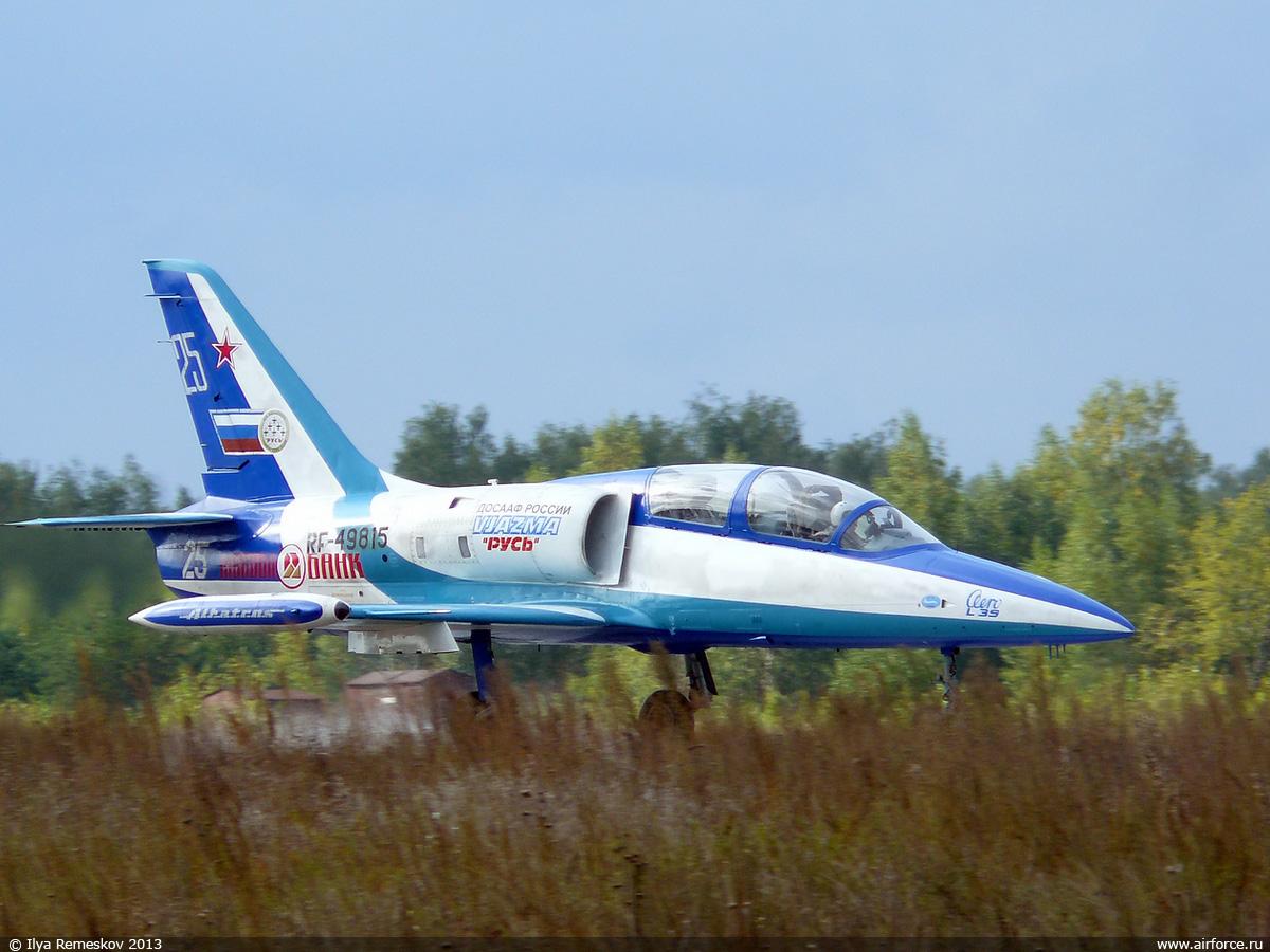 www.Airforce.ru - Aero L-39 Albatros пилотажной группы