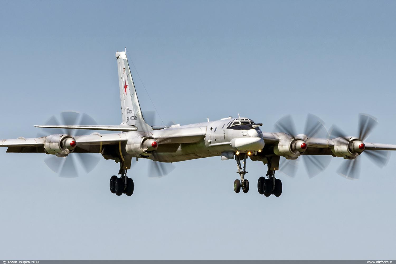 Russian Tu 114