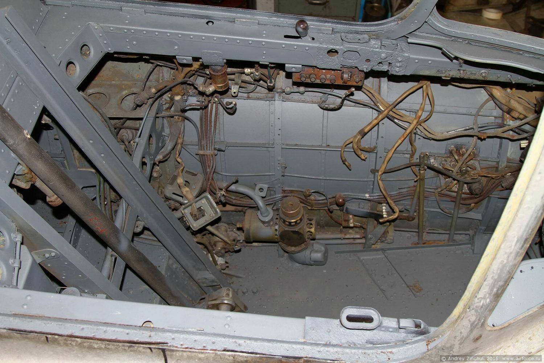 восстановление МиГ-15УТИ