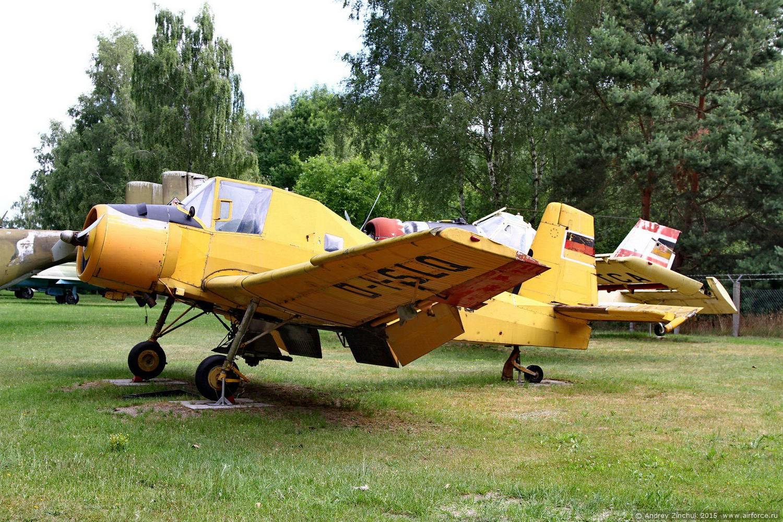 самолет сельскохозяйственной авиации Z-37 Cmelak