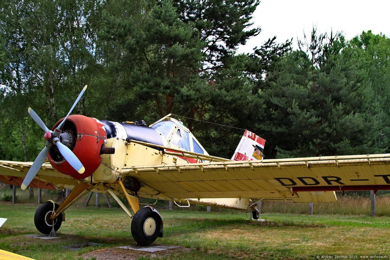 самолет  сельскохозяйственной авиации PZL-106 Kruk