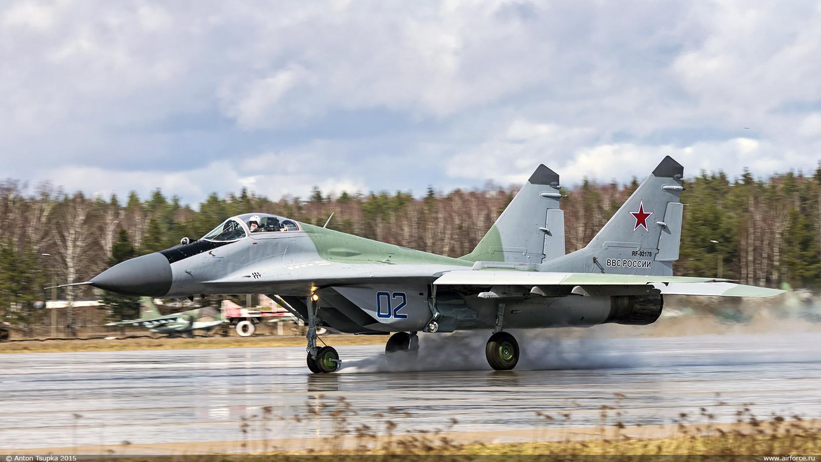 Обои Миг-29а, многоцелевой, истребитель, fulcrum. Авиация foto 15