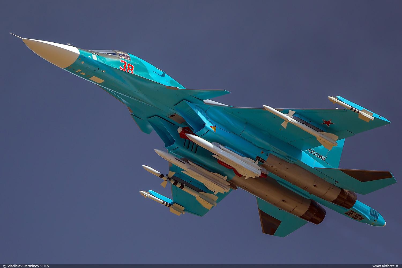 Су-34, Su-34