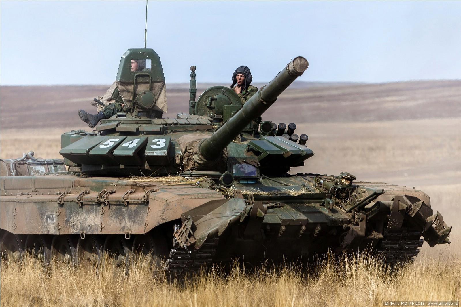 Российские танки в сирии 4 фотография
