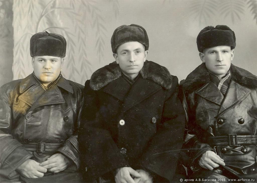 Сиськов, Ермаков, Герман