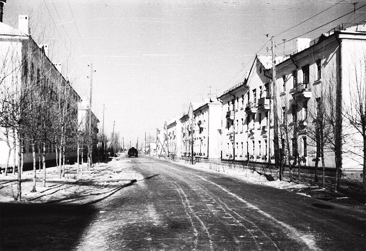 Серышево. Военный городок