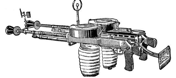Авиационный пулемет ДА-2
