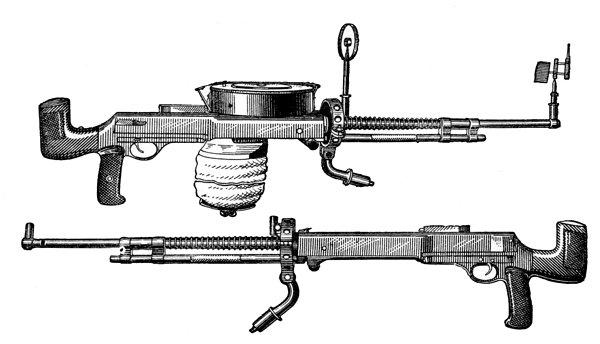 Авиационный пулемет ДА