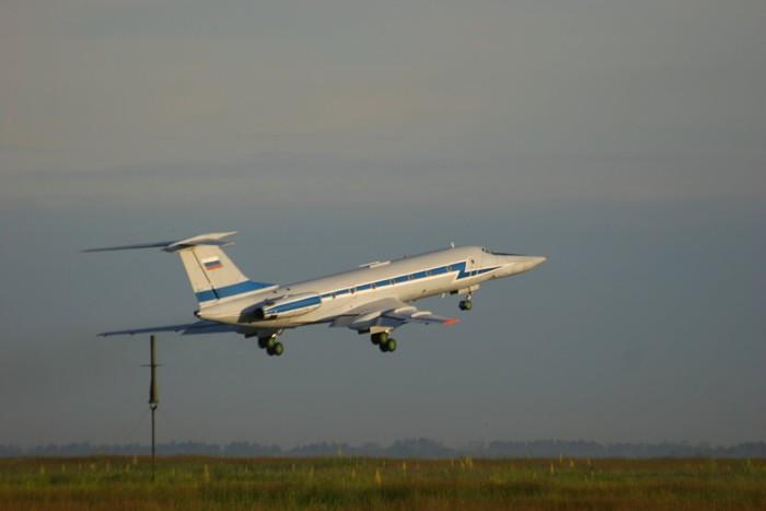 """图-22M""""逆火""""超音速战略轰炸机"""